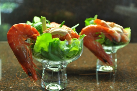 A profile image of prawn cocktails