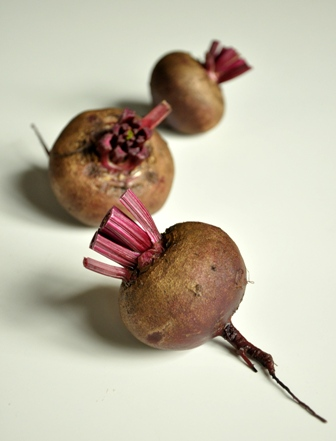 An image of fresh beetroot