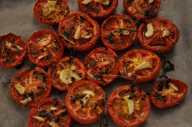 An image of roasted tomatoes