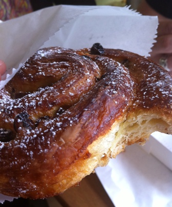 An image of Pain aux raisin at La Banette