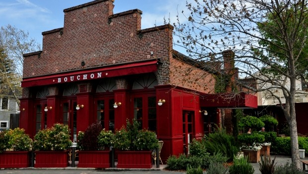 An image of Bouchon restaurant