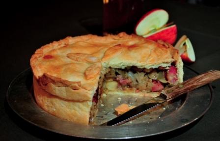 An image of fidget pie