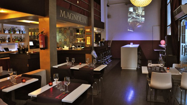 An image of Magnolia restaurant interior