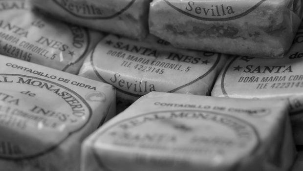 An image of packaged cortadilo de cidra at Caelum, Barcelona