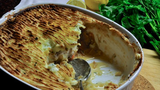 An image of fish pie