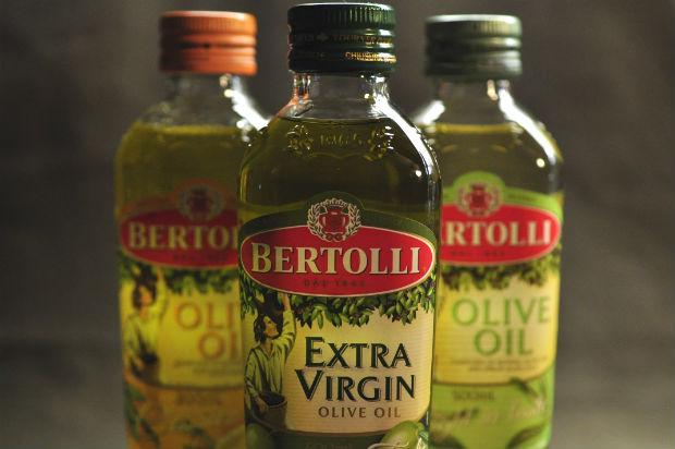 Bertolli olive oil trio