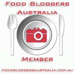 Food Bloggers Australia Member