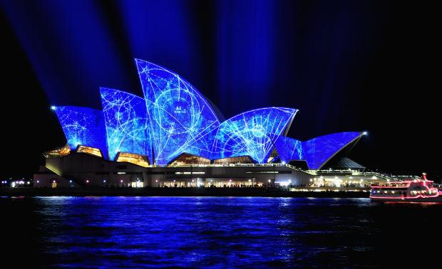 Vivid 2014 - Sydney Opera House 9