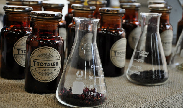 TTotaler tea at Sydney Tea Festival