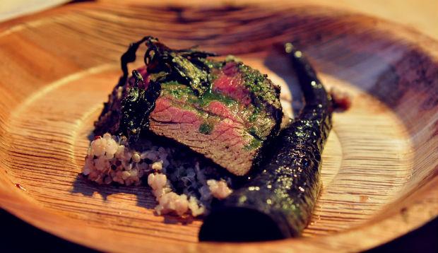 Rabobank F20 - Agape organic wagyu beef