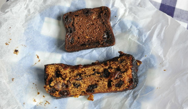 Humble Crumble v Soreen malt loaf