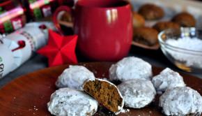 Pfeffernusse German Christmas cookies