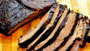Slow roast spiced beef brisket