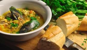 An image of Italian fish stew