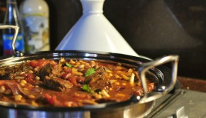 Beef tagine - Jamie Oliver recipe