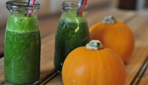Halloween booster juice