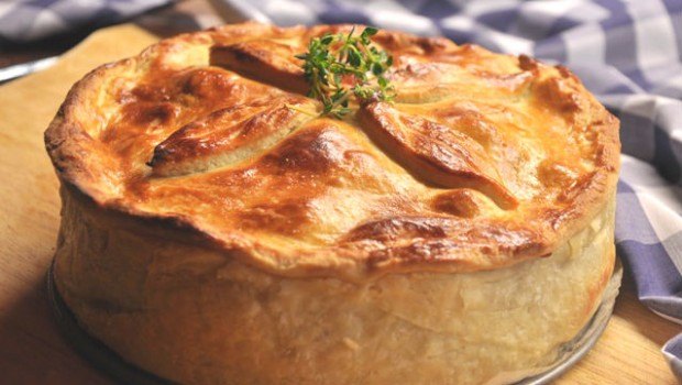 Pastry for pies